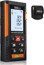Brand New Tacklife Hd60 Laser Measure 196ft Minft Mute Laser Distance Meter