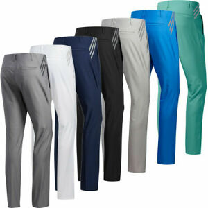 ADIDAS-2020-ULTIMATE-365-MENS-3-STRIPE-TAPERED-GOLF-TROUSERS-PANTS