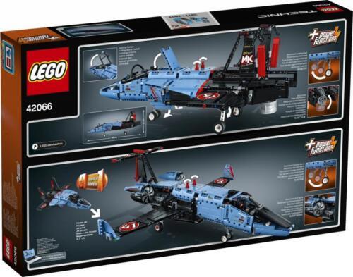 LEGO Baukästen & Sets Power Functions N3/17 LEGO 42066 TECHNIC 2in1 Modell Air Race Jet Privatjet