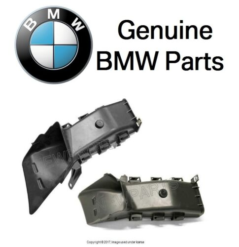 For BMW E91 E92 E93 3-Series Pair Set of Two Front Brake Air Duct Genuine