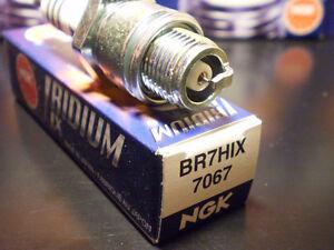 Zündkerze BR8HS NGK spark plug ignition plug Hercules Sachs Yamaha KTM DT Mini A