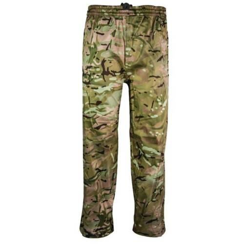 Highlander Men/'s HMTC Camo Tempest Fishing Waterproof Breathable Over Trousers