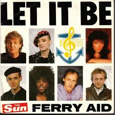 5317  THE SUN  FERRY AID   LET IT BE