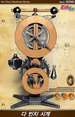 ACADEMY Da Vinci Machines Series Clock -  Escapement Mechanism 18150A
