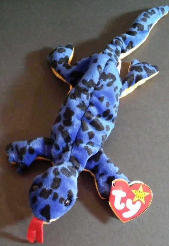 Lizzy ty Beanie Baby Style 4033 Good Condition