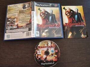 Devil-May-Cry-3-Special-Edition-PLAYSTATION-2-Sony-Ps2-Pal-Espagne