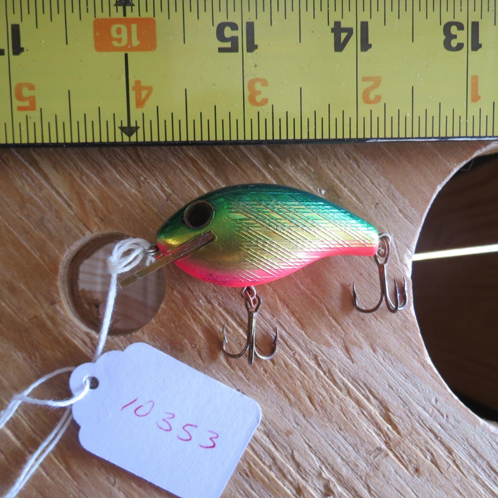 Rebel Wee R fishing lure (lot)