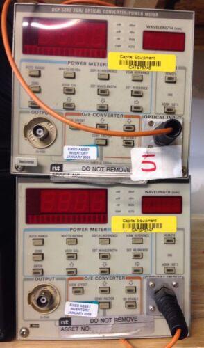 Tektronix OCP5002 2GHz Optical Converter//Power Meter