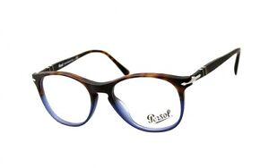 802320eeefd1a NEW PERSOL 3115-V Eyeglasses Frame Matte 9033 authentic terra oceano ...