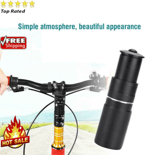 MTB Bicycle Bike Handlebar Fork Stem Rise Up Extender Extension Head Up Adaptor