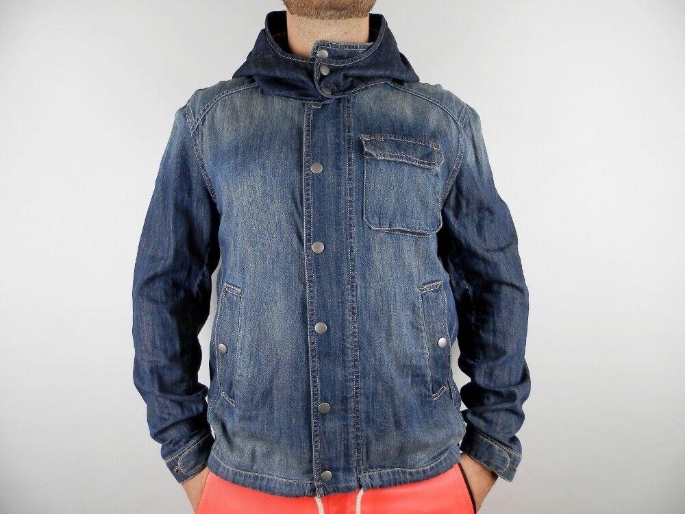 Adidas Neo ST Denim Jacke Blau Neu Gr. XS M XL Herren