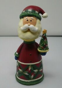 Santa-Claus-Bobblehead-Statue-Christmas-7-034-Inches