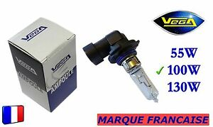 Ampoule-Halogene-VEGA-034-MAXI-034-Marque-Francaise-HB3-9005-100W-Auto-Phare-Avant