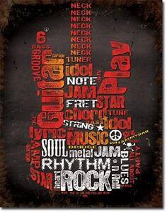 Guitar-Inspiration-Instruments-Fender-Guitar-Distressed-Retro-Metal-Tin-Sign