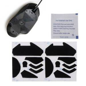 The Cheapest Price Mouse Pad-0.6mm Teflon Mouse Skates Mouse Sticker Pad For Corsair M65 Pro Rgb Mouse Computer Peripherals