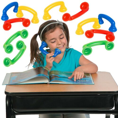 12 Reading Phones Read to Yourself Phones Speech Therapy Auditory Feedback