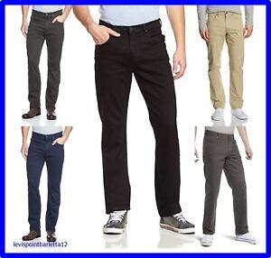 à Brooklyn hommes Pantalon d'hiver jeans en extensible haute pour taille Lee 5aq7wR