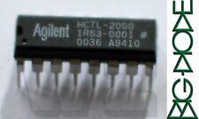 HCTL2000 Quadrature Decoder/Counter Interface ICs  12-bit counter. 14 MHz clock