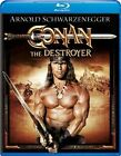 Conan The Destroyer 0025192083617 With Arnold Schwarzenegger Blu-ray Region a