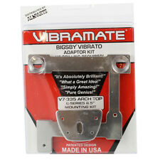 NEW Vibramate V7-335 G MOUNTING KIT for Bigsby B7 & Gibson ES-335 Aluminum