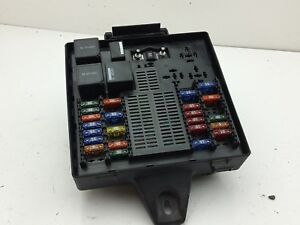 2007-2008-2009-JAGUAR-XK-XKR-FUSE-BOX-BLOCK-RELAY-PANEL-USED-OEM-817