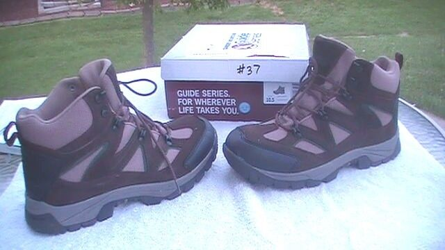 Trail Hiking Hunting BOOTS Mens 10.5