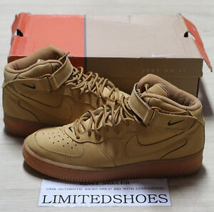 venta de bonito Nike Air Force One Mediados Ebay Lino outlet de venta x5zW6S