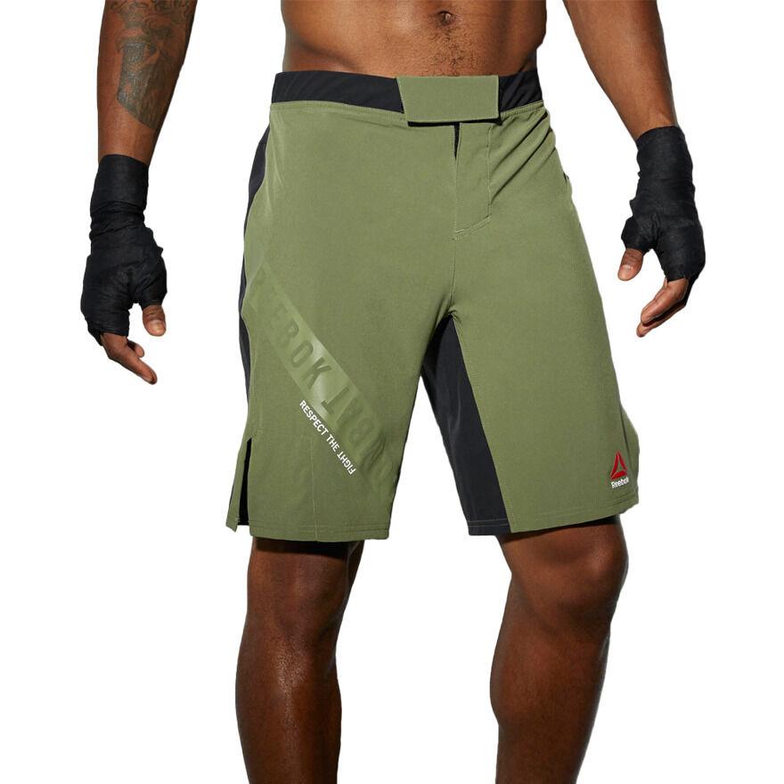 Reebok Train Like A Fighter MMA Short Herren Shorts Kurze Hose
