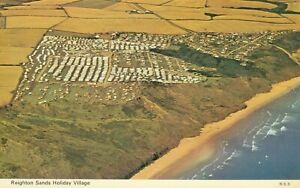 Reighton Sands Holiday Village [Filey Bay] (Dennis, no. R/S5) 1970s Aerial View