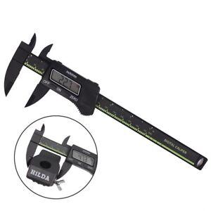 Vernier-Digital-Caliper-Ruler-Micrometer-LCD-electronique-coulissant-Jauge-Kit-150-mm