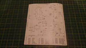 ingersoll rand 54486410 standard wiring diagram 54 486 410 p160 rh ebay com ingersoll rand p185wjd wiring diagram ingersoll rand p185wjd wiring diagram