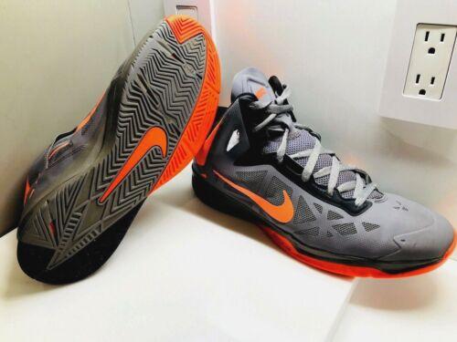 Zoom 826215451068 atletiche 5 Uomo 12 Taglia Hyperchaos Sneaker Scarpe Nike da basket passeggio da wRqRpB