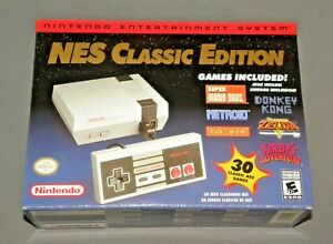 Details about NES Classic Edition Nintendo Entertainment System NEW