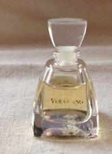 Vera Wang Eau De Parfum Perfume Miniature .13 Oz Barely Used Unboxed