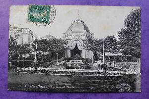 Postal-Posatle-Antigua-Aix-Los-Bains-El-Gran-Cercle
