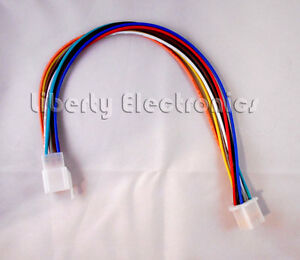 new wiring harness extension cable car audio xc image is loading new 13 034 wiring harness extension cable car