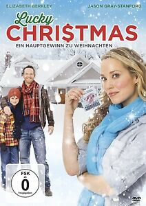 E-Gray-Stanford-J-Berkley-Lucky-CHRISTMAS-DVD-NUOVO