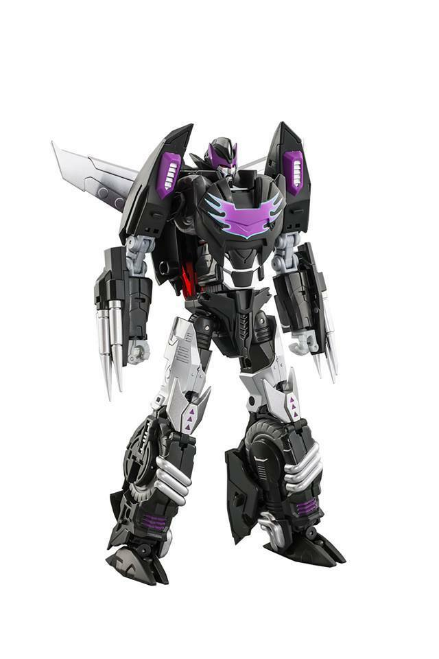 MMC Mastermind Mastermind Mastermind TFCON 2017 Transformers Reformatted Calidus Shadow Ghost Figure d2e721