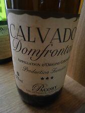 🍏 vergeßt Maltwhisky !1x0,7l Calvados  kl. Domäne  Fass gereift 3 Stern PACORY