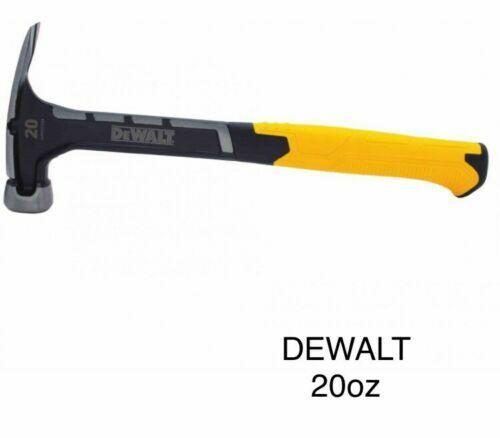 DWHT 51054 DeWalt Piezas Rip garra martillo One 20oz 0,566kg