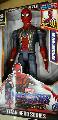 Marvel Union Legend Venom Titan Hero Series Talking Sound Model Figure Toy Gift