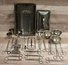 Lot Of Medical Surgical Surgery Instruments Lot Of 26 Pieces