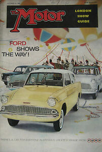 Motor magazine 12101960 featuring Berkeley Bandit cutaway drawing Motor Show - Blackburn, Lancashire, United Kingdom - Motor magazine 12101960 featuring Berkeley Bandit cutaway drawing Motor Show - Blackburn, Lancashire, United Kingdom
