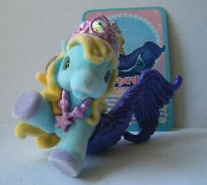 Filly Mermaids  Limitierte * Aquarella *  Neu * Pferde * Pinke Edition