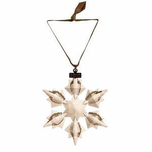 Swarovski-Crystal-2010-Annual-Edition-Christmas-Ornament-SCS-Gold-1054560-MIB
