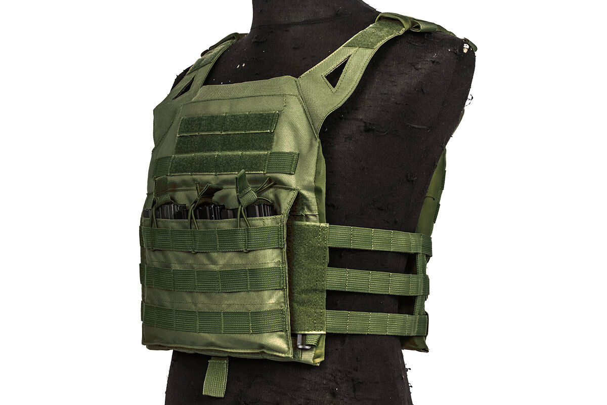 Fire Power JPC  Plate Carrier (OD Green M)  30214  just for you