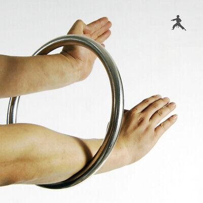 New Steel Rattan Ring Hand Strength Training Gear Sticky Hand Strength Training