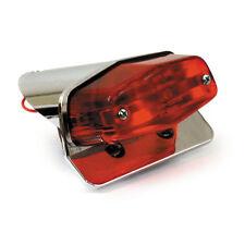 Headlight Taillight License Plate Rear Lucas Custom Chrome All Harley Davidson