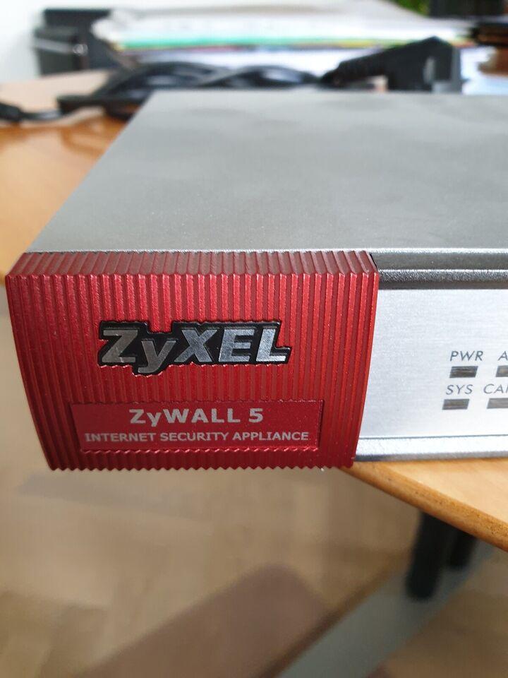 Firewall, Zyxel, God