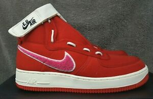 Details about Nike Air Force 1 High Emotionally Unavailable AV5840-600 EU  Red Pink Sz 9